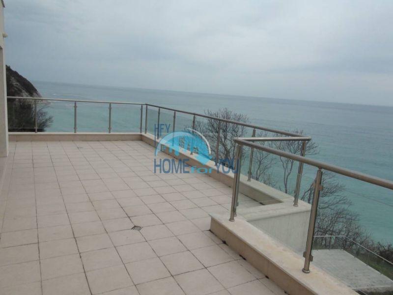 Трехкомнатная квартира с уникальной морской панорамой в городе Бяла 4
