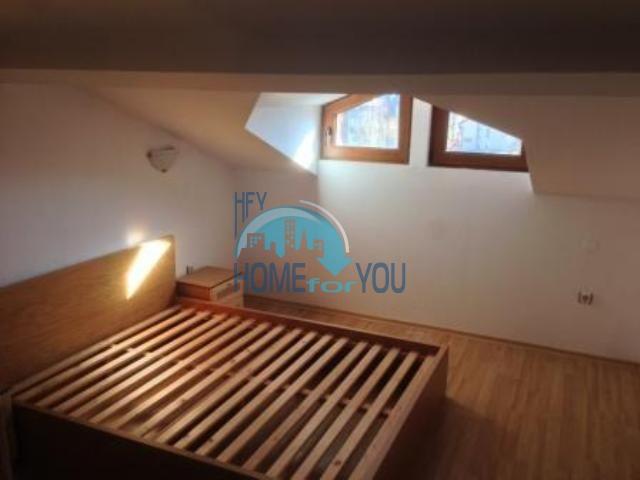 Двухкомнатная квартира в доме без таксы поддержки в Банско 3