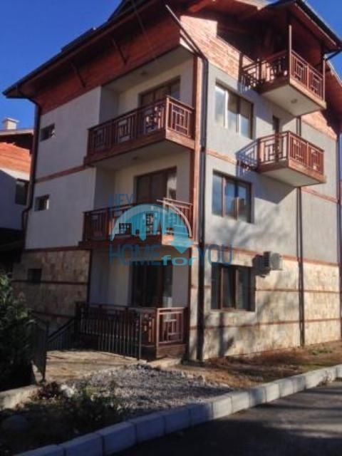 Двухкомнатная квартира в доме без таксы поддержки в Банско 8