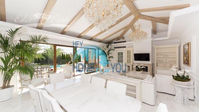 Eden Park Luxury Villas - роскошные виллы у моря на Солнечном берегу 9