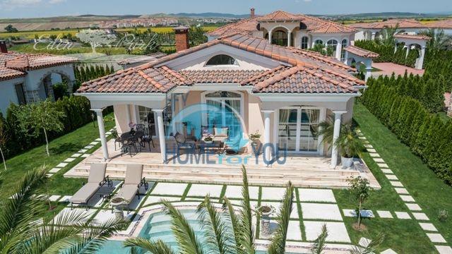 Eden Park Luxury Villas - роскошные виллы у моря на Солнечном берегу 6