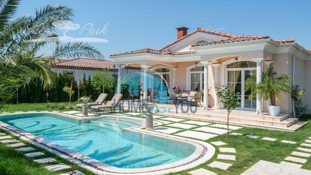 Eden Park Luxury Villas - роскошные виллы у моря на Солнечном берегу