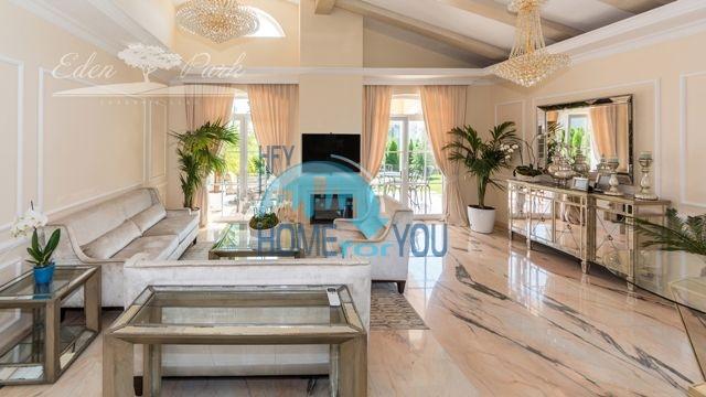 Eden Park Luxury Villas - роскошные виллы у моря на Солнечном берегу 12