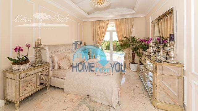 Eden Park Luxury Villas - роскошные виллы у моря на Солнечном берегу 14