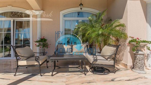 Eden Park Luxury Villas - роскошные виллы у моря на Солнечном берегу 18