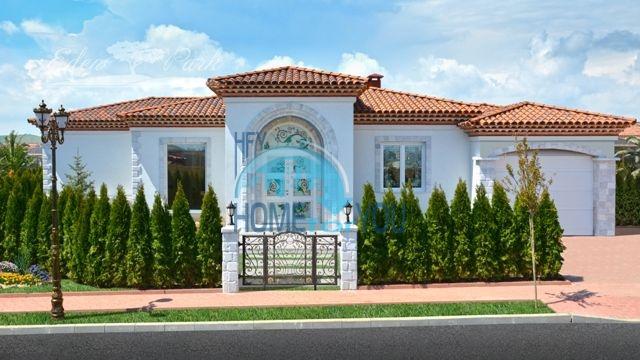 Eden Park Luxury Villas - роскошные виллы у моря на Солнечном берегу 19