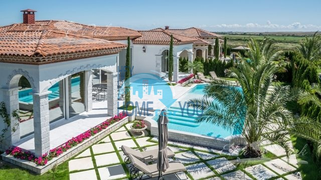 Eden Park Luxury Villas - роскошные виллы у моря на Солнечном берегу 20