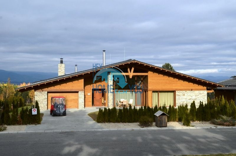 Комплекс Pirin Golf & Country Club - элитные дома в г. Банско