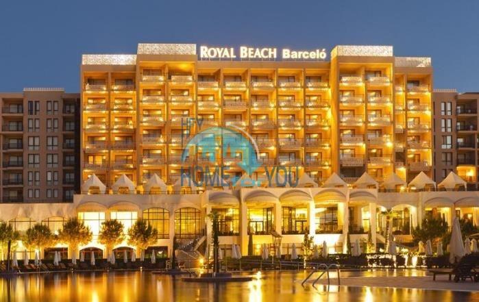 Элитная квартира у моря в Barcel Royal Beach, Солнечный берег 6