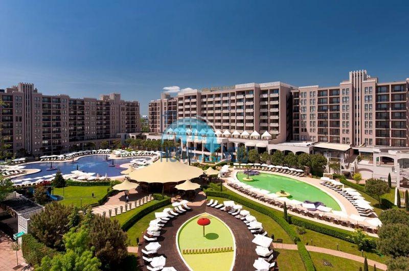 Элитная квартира у моря в Barcel Royal Beach, Солнечный берег