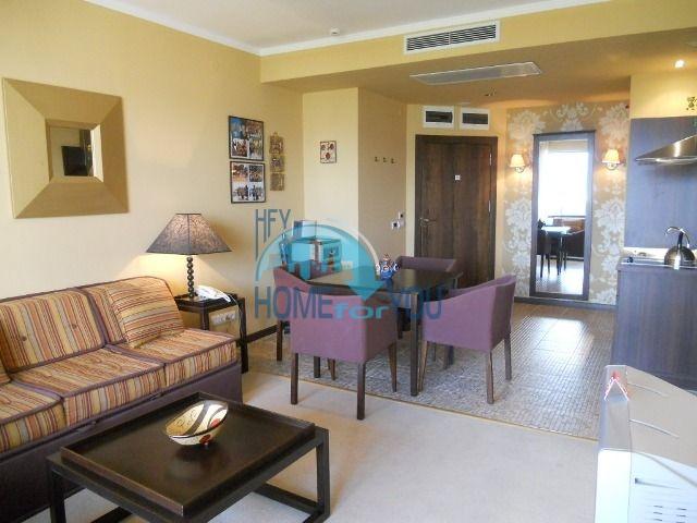 Элитная квартира у моря в Barcel Royal Beach, Солнечный берег 2
