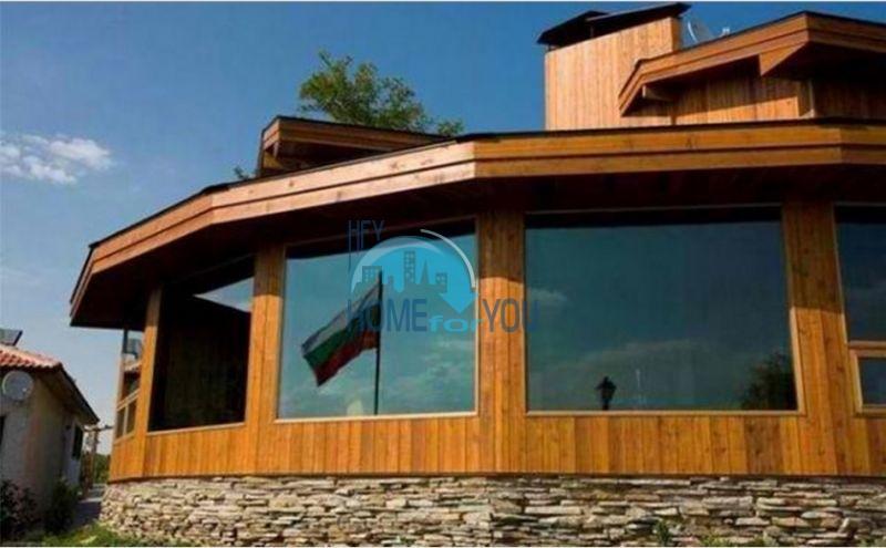 Уникальный дом из канадского красного кедра 4