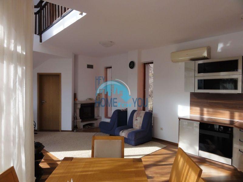 Капитальный дом для ПМЖ с видом на море в 15 минутах от Бургаса 5