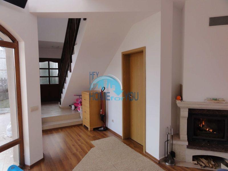 Капитальный дом для ПМЖ с видом на море в 15 минутах от Бургаса 7