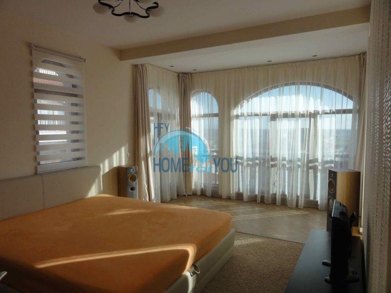 Капитальный дом для ПМЖ с видом на море в 15 минутах от Бургаса 10