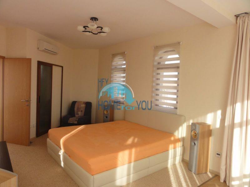 Капитальный дом для ПМЖ с видом на море в 15 минутах от Бургаса 14