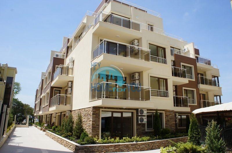 Горизонт - квартиры для продажи на первой линии в г. Созополь