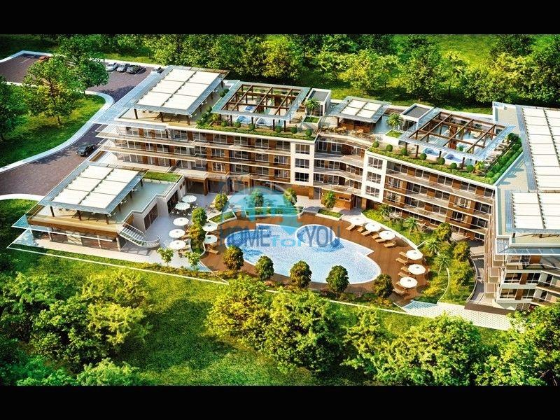 Sky Gardens - квартиры на первой линии моря в Лозенеце 2