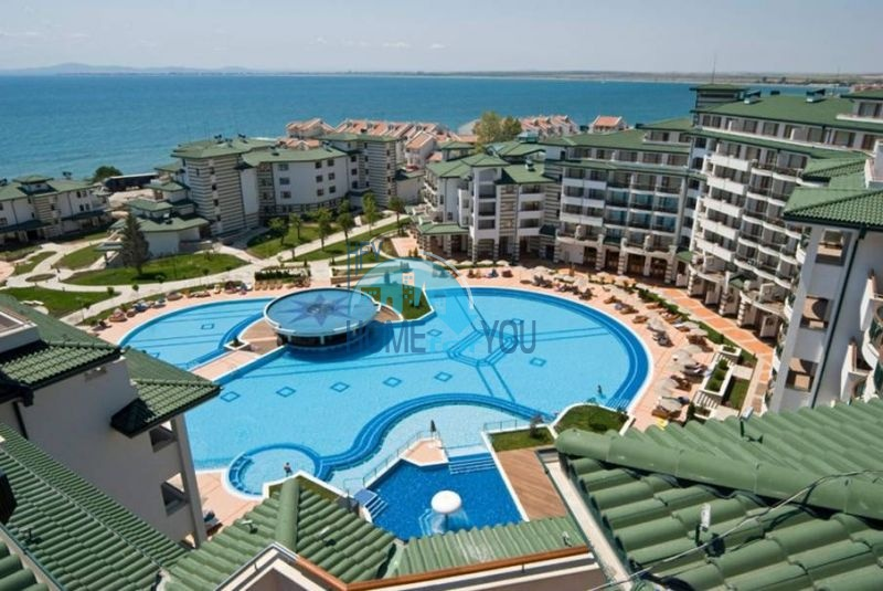 Комплекс Emerald Beach Resort and SPA на первой линии в Равде 3