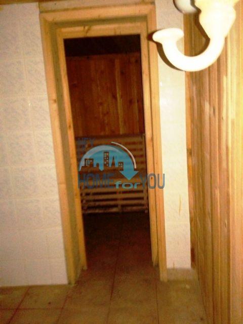 Трехэтажный меблированный дом для продажи у моря в Черноморец 11