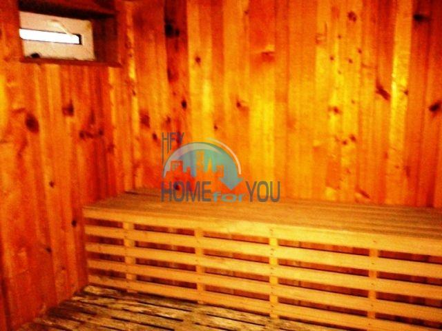Трехэтажный меблированный дом для продажи у моря в Черноморец 12