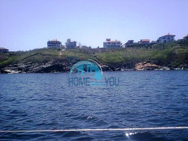 Трехэтажный меблированный дом для продажи у моря в Черноморец 14