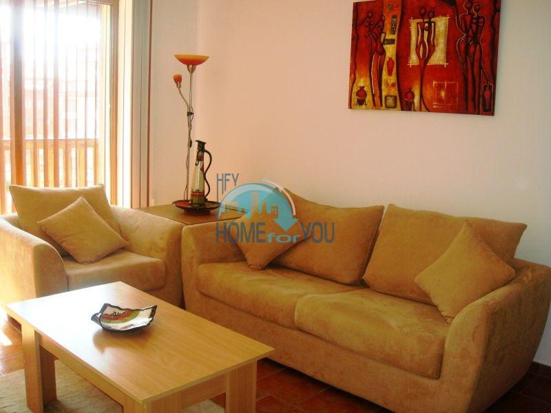 Трехкомнатная меблированная квартира с видом на Пирин в Банско