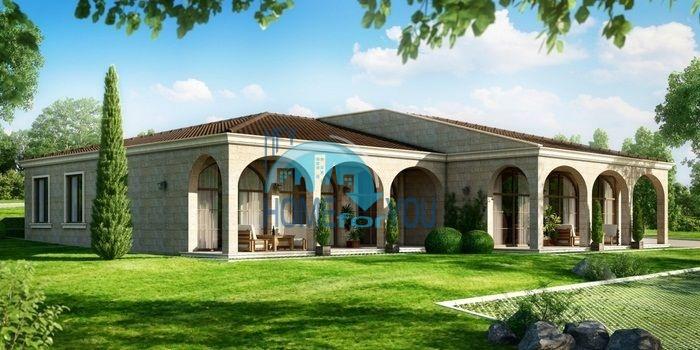 Инвестиционный проект - земельный участок около г. Варна