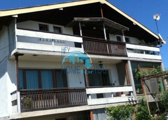 Двухэтажный сельский дом для постоянного проживания в 15 км от Созополя