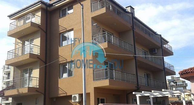 Двухкомнатная квартира в готовом доме с Актом № 16 в Царево 2