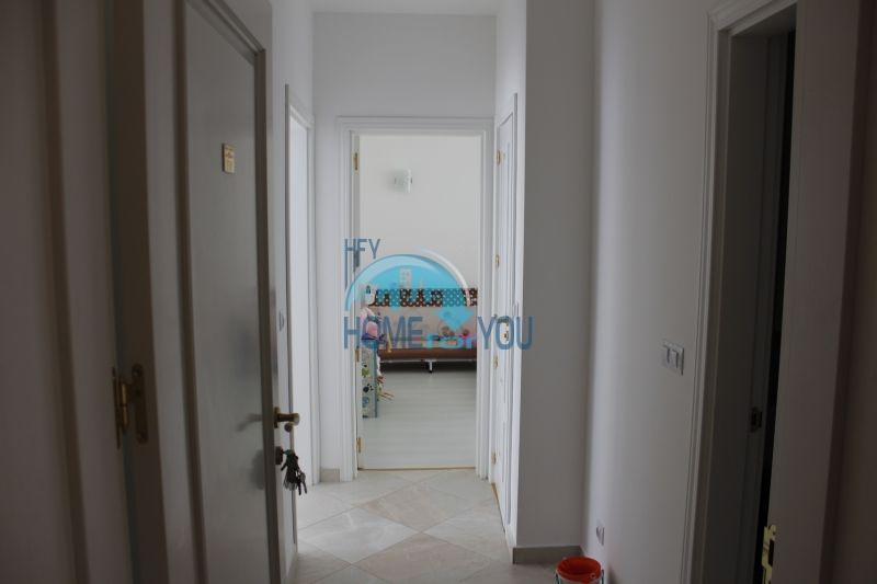 Двухкомнатная квартира на первой линии в г. Черноморец 15
