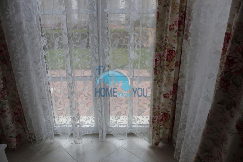 Двухкомнатная квартира на первой линии в г. Черноморец 19