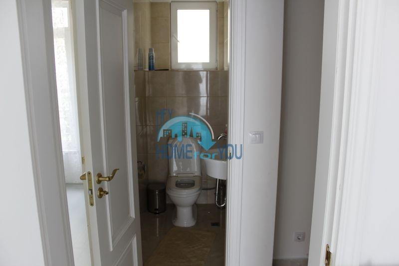 Двухкомнатная квартира на первой линии в г. Черноморец 21