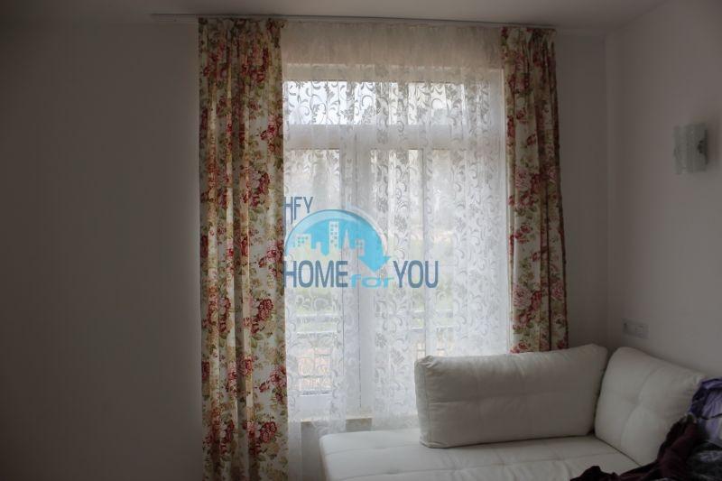 Двухкомнатная квартира на первой линии в г. Черноморец 20