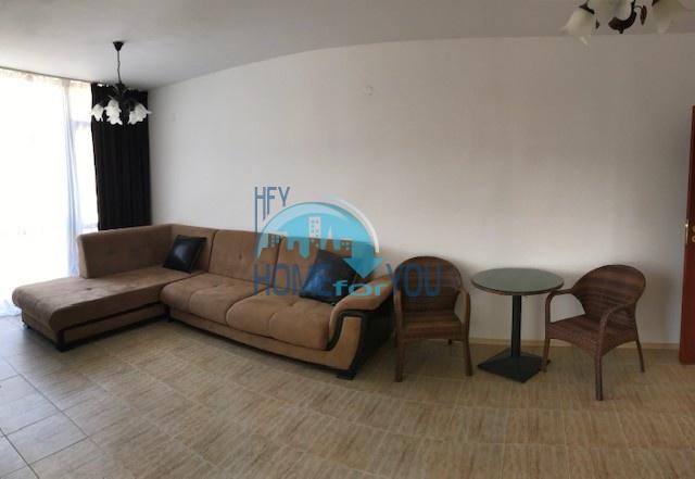 Святой Влас, трехкомнатная квартира 82 кв.м с мебелью в комлексе