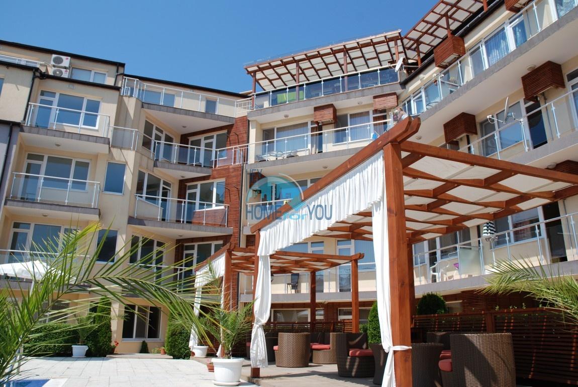 Двухкомнатная квартира для продажи в городе Несебр, комплекс Санни Хаус