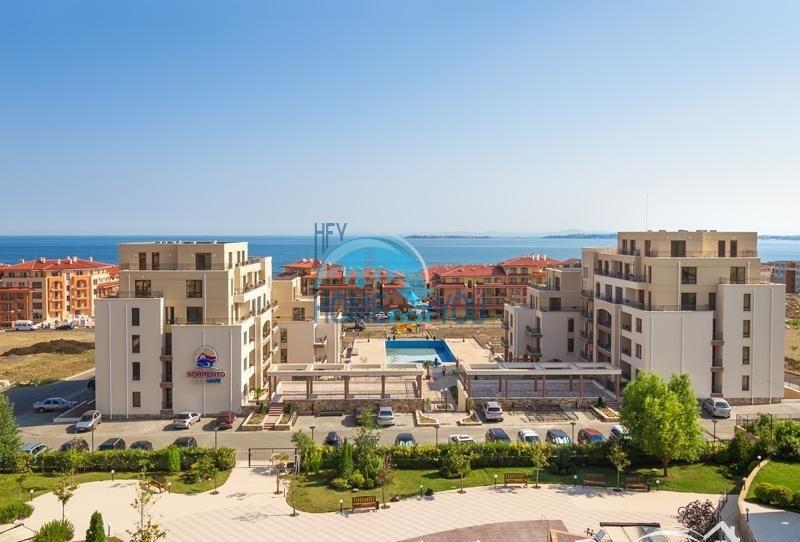 Продаются квартиры у моря в Святом Власе - Sorento Sole Mare