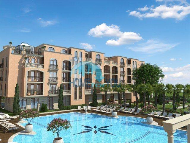 Квартиры для продажи у моря в Елените - Вилла Астория 6 2