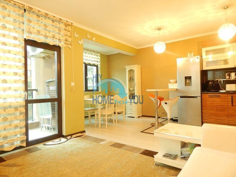 Прекрасная квартира в элитном комплексе для ПМЖ в Равде