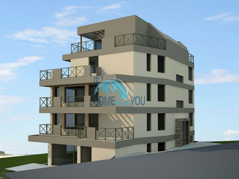 Квартиры недорого для продажи в новостройке в курорте Царево 5