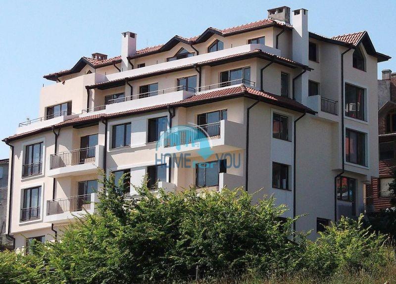 Двухкомнатная квартира для продажи в 150 м от моря в Царево
