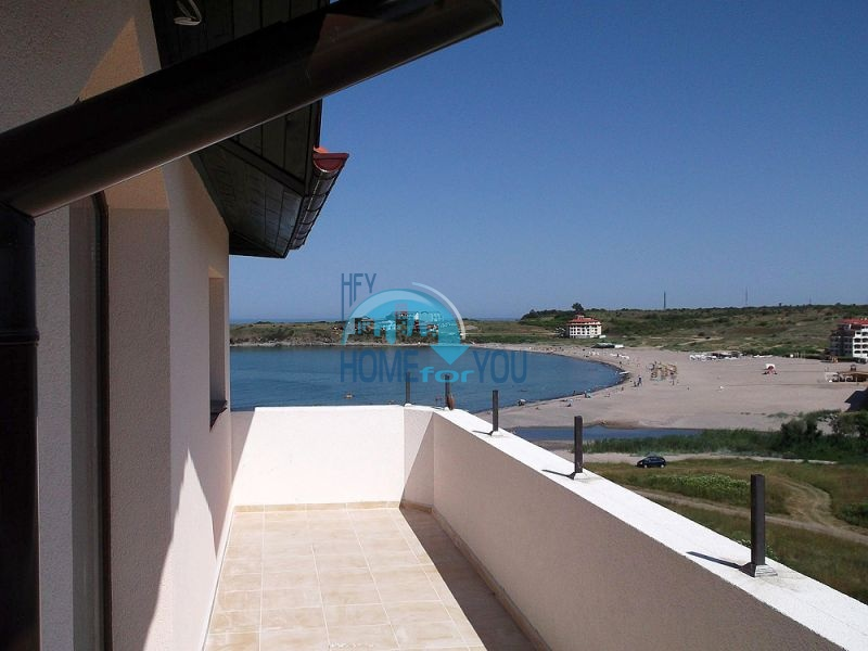 Двухкомнатная квартира для продажи в 150 м от моря в Царево 10