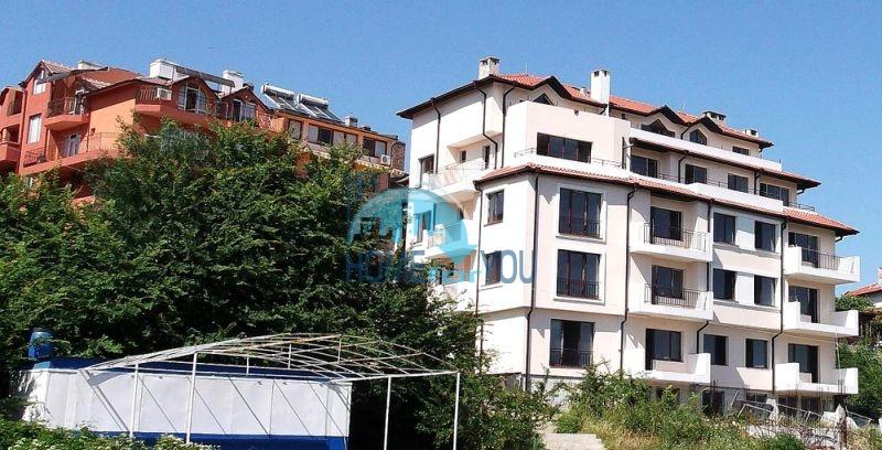 Двухкомнатная квартира для продажи в 150 м от моря в Царево 5