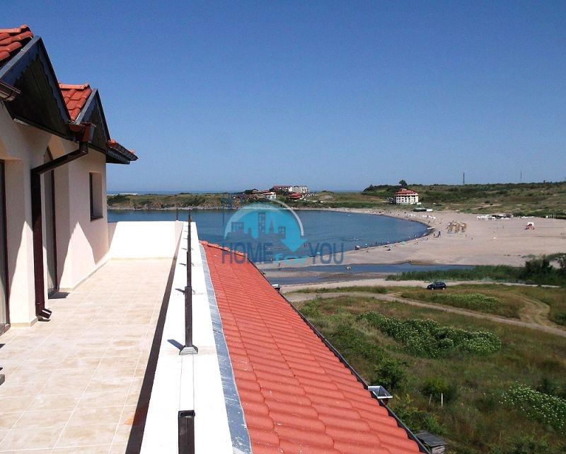 Двухкомнатная квартира для продажи в 150 м от моря в Царево 9