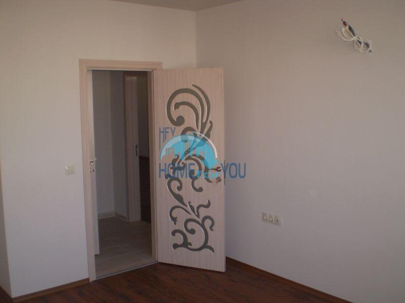 Двухкомнатная квартира на первой линии моря в Сарафово