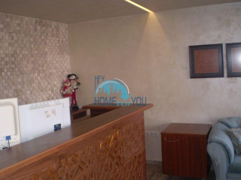 Двухкомнатная квартира на первой линии моря в Сарафово 16