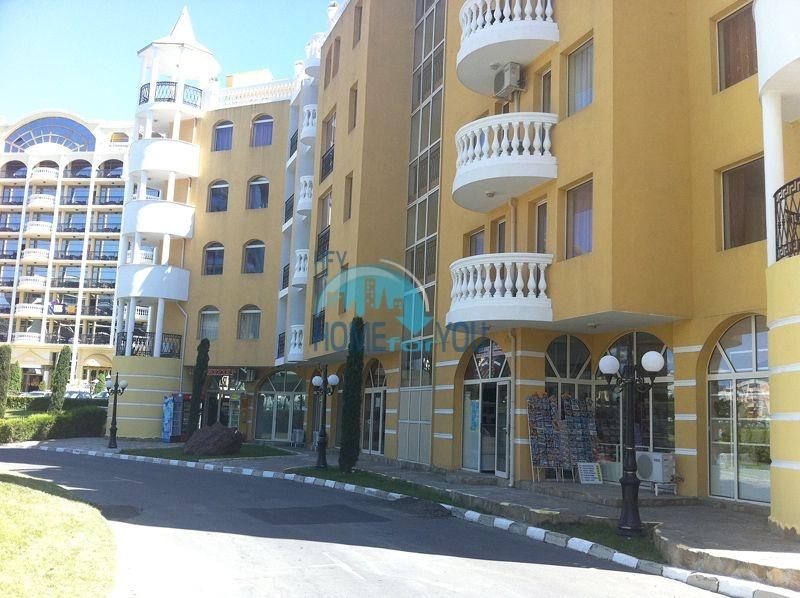 Квартира на первой линии на курорте Солнечный берег 2