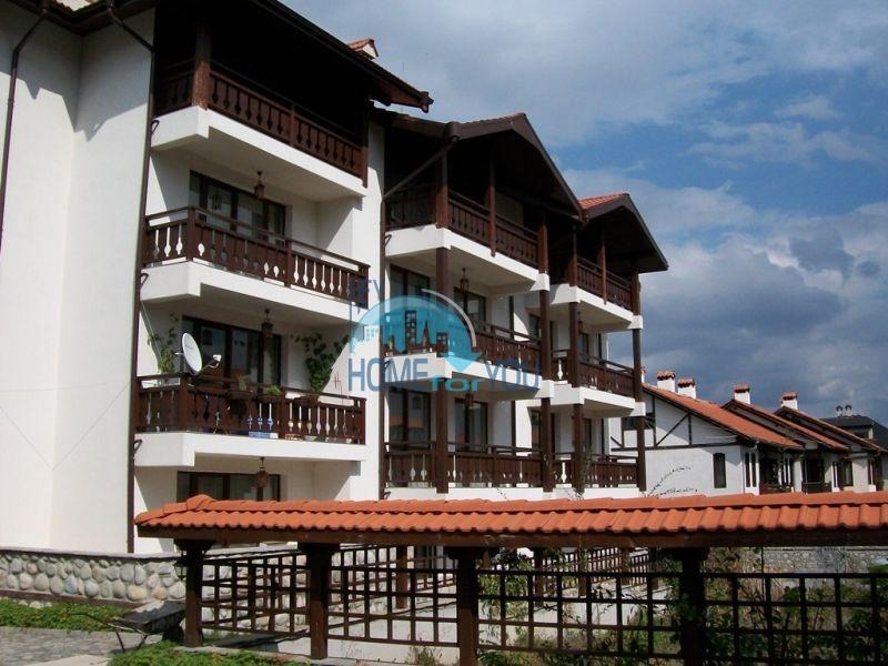 Квартира для постоянного проживания в горах Банско 9