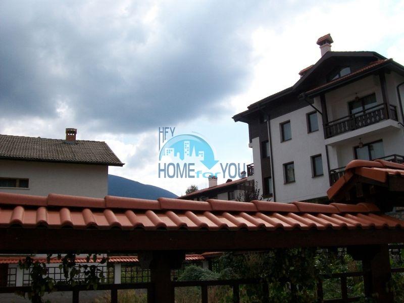 Квартира для постоянного проживания в горах Банско 12