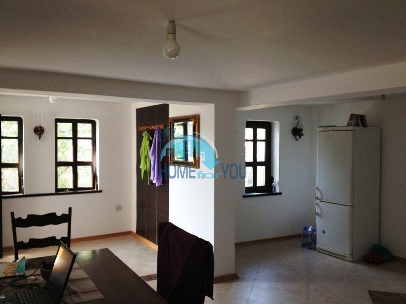 Меблированный двухэтажный дом у моря в курорте Черноморец 16